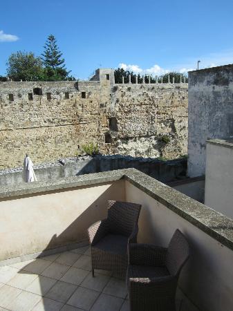Balconcino d'Oriente B&B: Vue sur les bastions