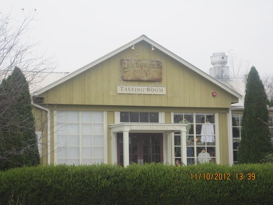 Varick Winery & Vineyard: welcome
