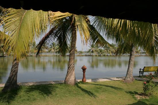 Kondai Lip Backwater Heritage Resort: La vista dalla camera