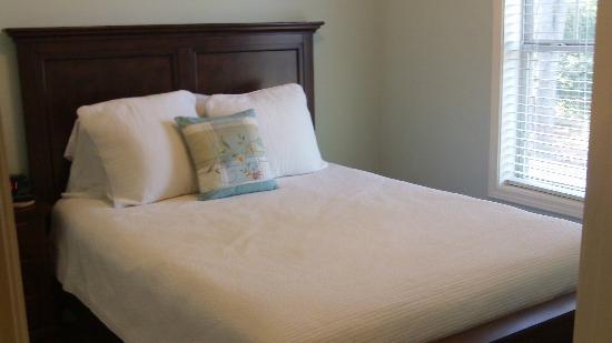 The Dahlonega Square Hotel & Villas : Miners Ridge Villa Bedroom