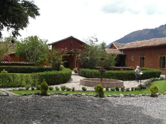 San Agustin Monasterio de la Recoleta Hotel: garden