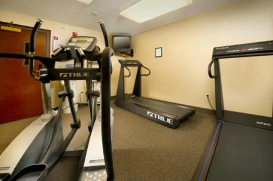 Drury Inn Shawnee Mission Merriam: Fitness Center
