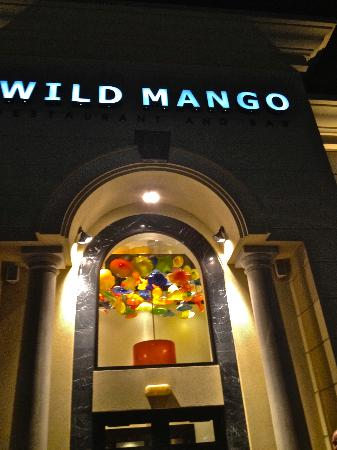 Wild Mango Restaurant and Bar: Wild Mango Entrance