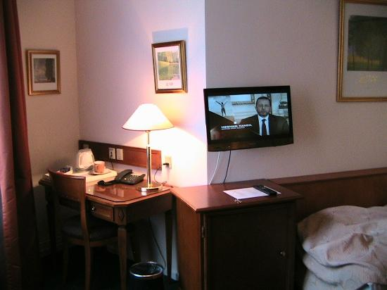 โรงแรมดูนอร์ด โคเปนเฮเก้น: Hotel Du Nord