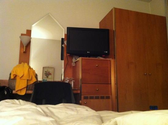 Hotel Wiesenhof : camera matrimoniale