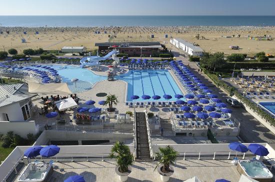 Italien Hotel Direkt Am Meer