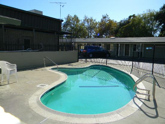 Budget Inn: Pool