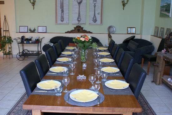 La Closerie Saint Martin: Dinner