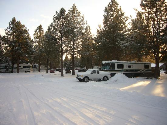 Crown Villa RV Resort: Open Year-Round!