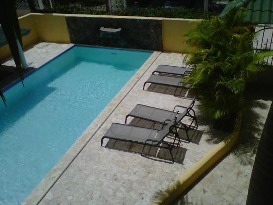 Apartments Mare Mare: Private pool