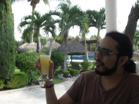 Casa Domingo Hotel Petit: Desayuno