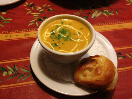 La Vera Pizza: One of our delicious soups