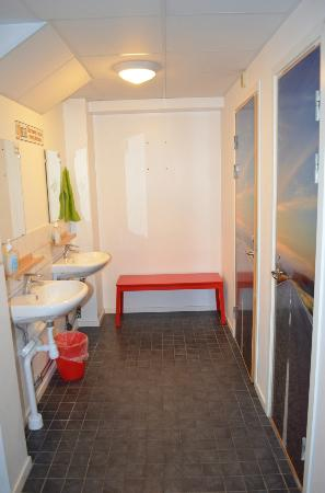 Interhostel: Shower room