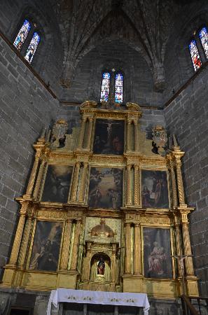 Capilla de Mosén Rubí : Interior3
