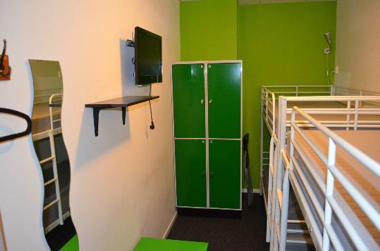 Interhostel: 4 Bed Dormitory