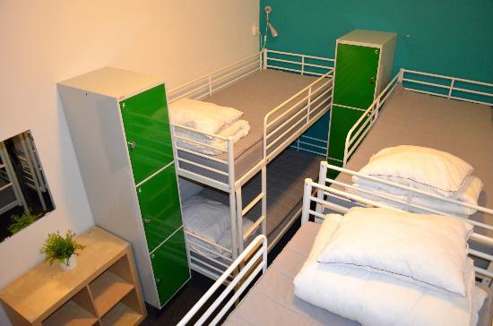 Interhostel: 6 Bed Dormitory