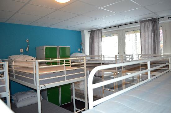 Interhostel: 10 Bed Dormitory
