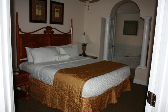 Grande Villas Resort: Master Bedroom