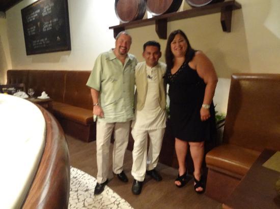 Excellence Playa Mujeres: We met many wonderful people