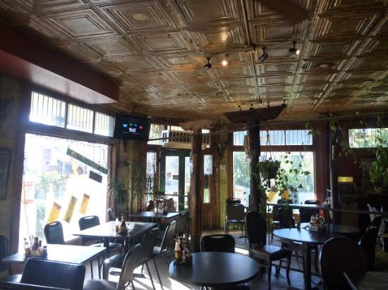 Balcony Guest House: Schiro's - hier gibt es Frühstück