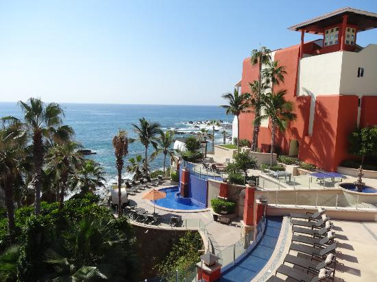 Welk Resorts Sirena Del Mar: View from lobby