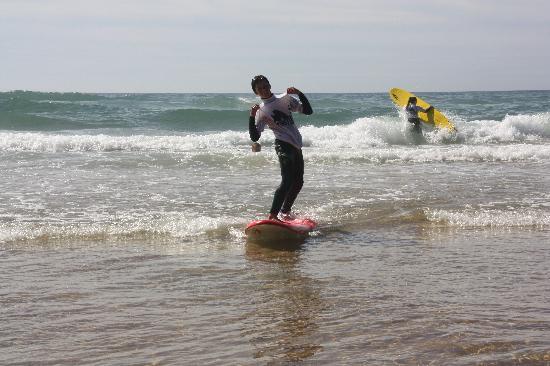 Freeride Surfcamp & School : marta Mealha