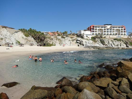 Welk Resorts Sirena Del Mar: Perfect beach area for swimming