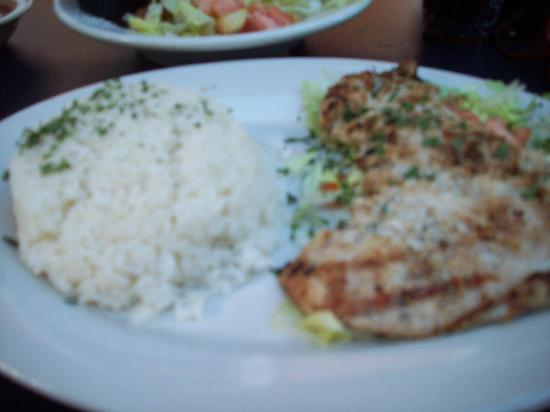 Old San Juan: Lupi Grilled Chicken, Rice and Red Beans: Very Good