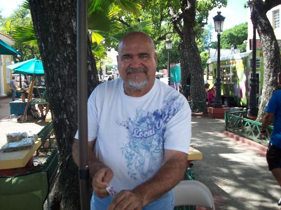Old San Juan: Catalino Ramos, the soap maker
