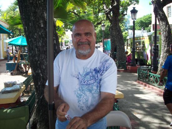 Old San Juan 사진