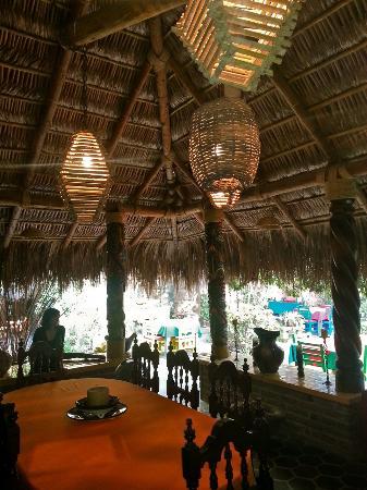 #El Nido at Hacienda Escondida: Dinning room