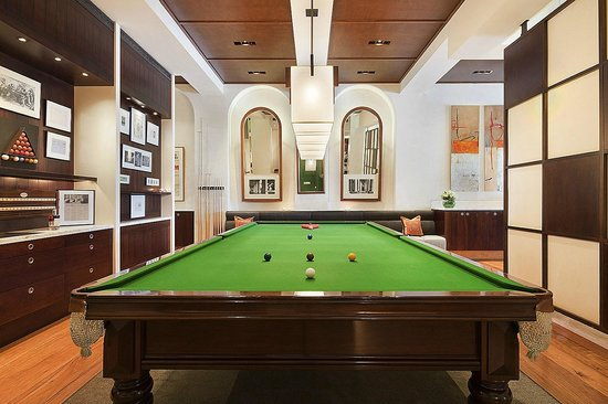 Hotel Lindrum Melbourne - MGallery Collection: Billiards Room