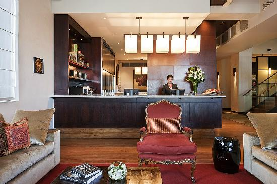Hotel Lindrum Melbourne - MGallery Collection: Reception