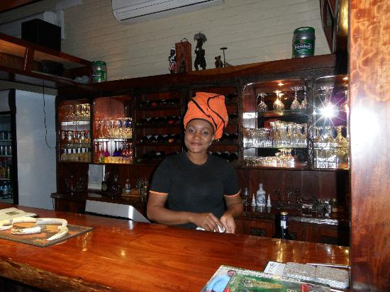 Naledi Bushcamp and Enkoveni Camp: Le bar