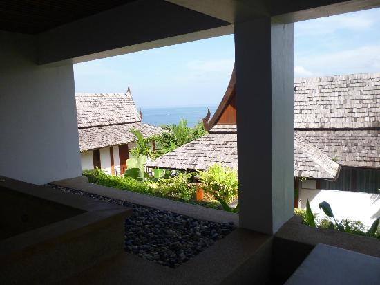 Ayara Hilltops Resort and Spa: View from Juniour Suite