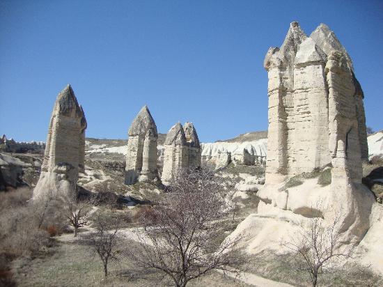 Ramada Cappadocia: Liebestal