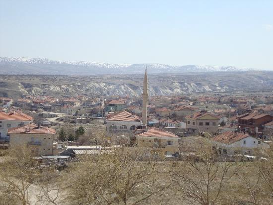 Ramada Cappadocia: Blick