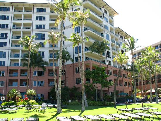 Marriott's Maui Ocean Club  - Lahaina & Napili Towers : Napili Towers