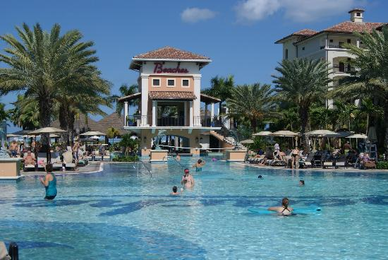 Beaches Turks and Caicos Resort Villages and Spa: Italian Village pool
