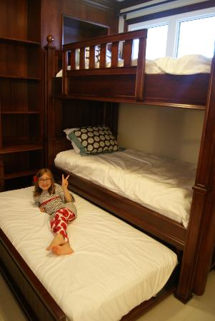 Kids Bunk Beds With Trundle Picture Of Beaches Turks Caicos