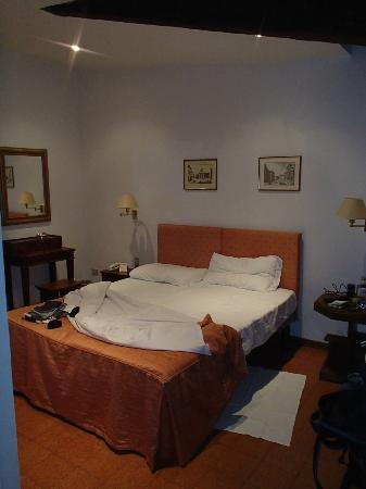 Hotel Fiorino: room