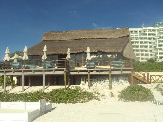 Live Aqua Beach Resort Cancun: Azure - from beach
