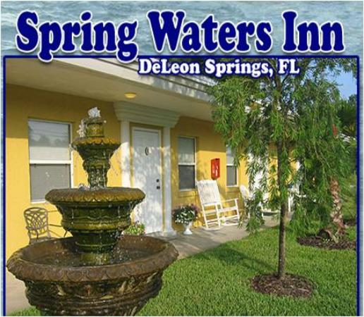 Spring Waters Inn: Family Owned & Operated