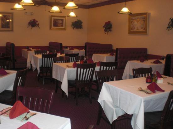 Caruso S Restaurant Menu Nc