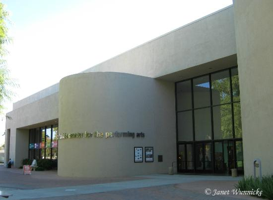 ‪Scottsdale Center for the Arts‬