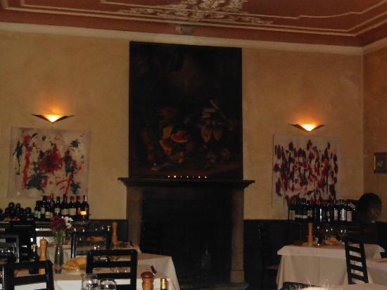 Hotel Terzo Crotto: Restaurant