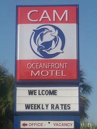 Photo of Beach Side Motel Myrtle Beach