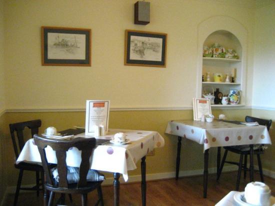 Cill Bhreac House B&B: breakfast room