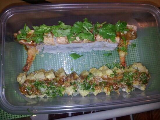 Jimmy's Sushi : Sushi to go :o)
