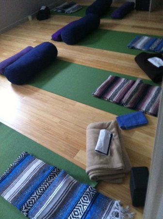 Back in Touch Massage, Yoga, & Lomilomi: Restorative Yoga